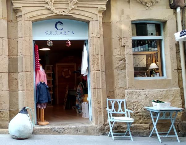 Cetaria-Boutique del Mar